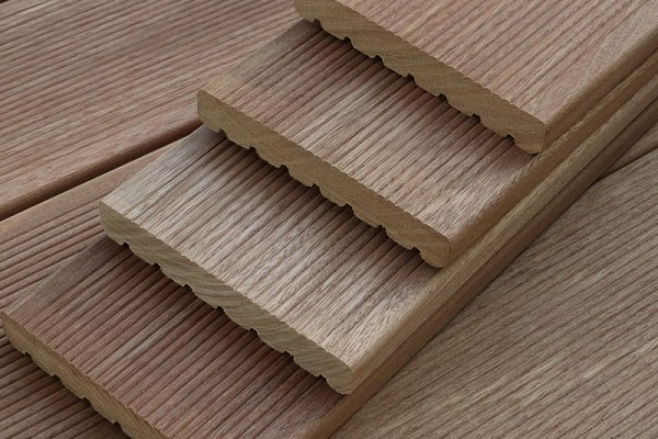 Hardwood Timber Decking