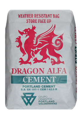 Dragon Cement 25kg
