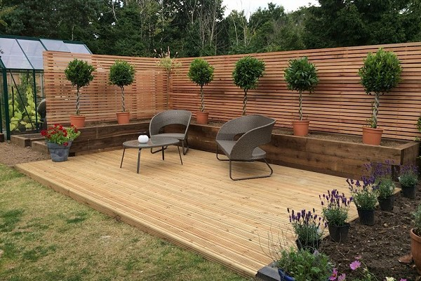 Softwood-decking-boards