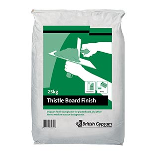 Thistle Board Finish 25kg