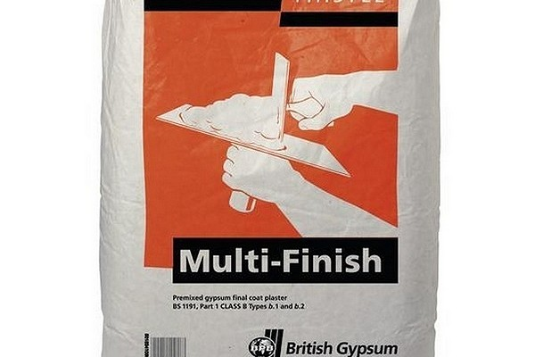Thistle Multi Finish 25kg